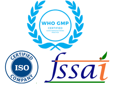 WHO-GMP-ISO-FSSAI
